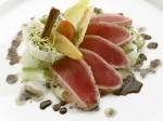 Carpaccio di tonno con salsa Teriyaki.jpg