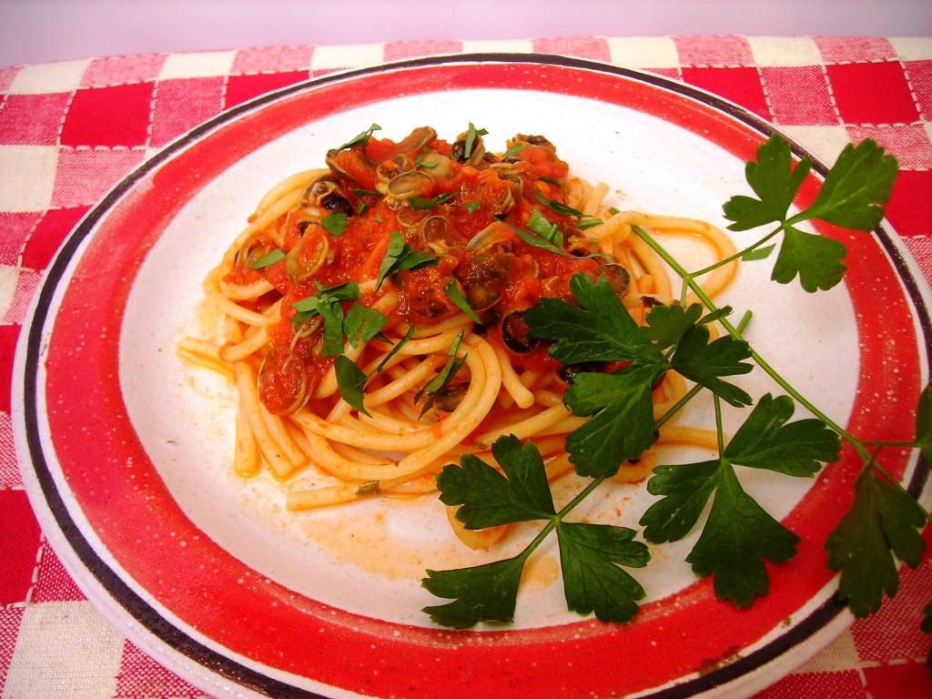 Capellini Al Forno Giada spaghetti con le patelle – reale maria teresa   ricette di