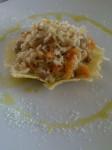 Cialda di parmigiano - Margherita