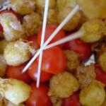 Polpette di riso biodinamico alla zenzero - Il bal