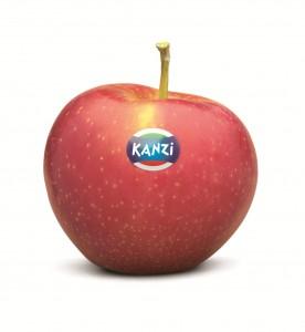 Il cromatismo di mele Kanzi celebra la stagione delle rose