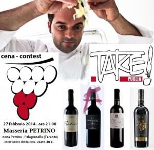 take-puglia-seconda-tappa