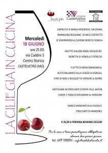 La ciliegia in cucina  - Castelvetro di Modena (MO)
