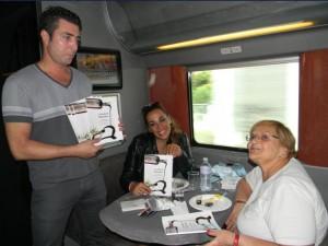 Degustazione a bordo Frecce Trenitalia_1