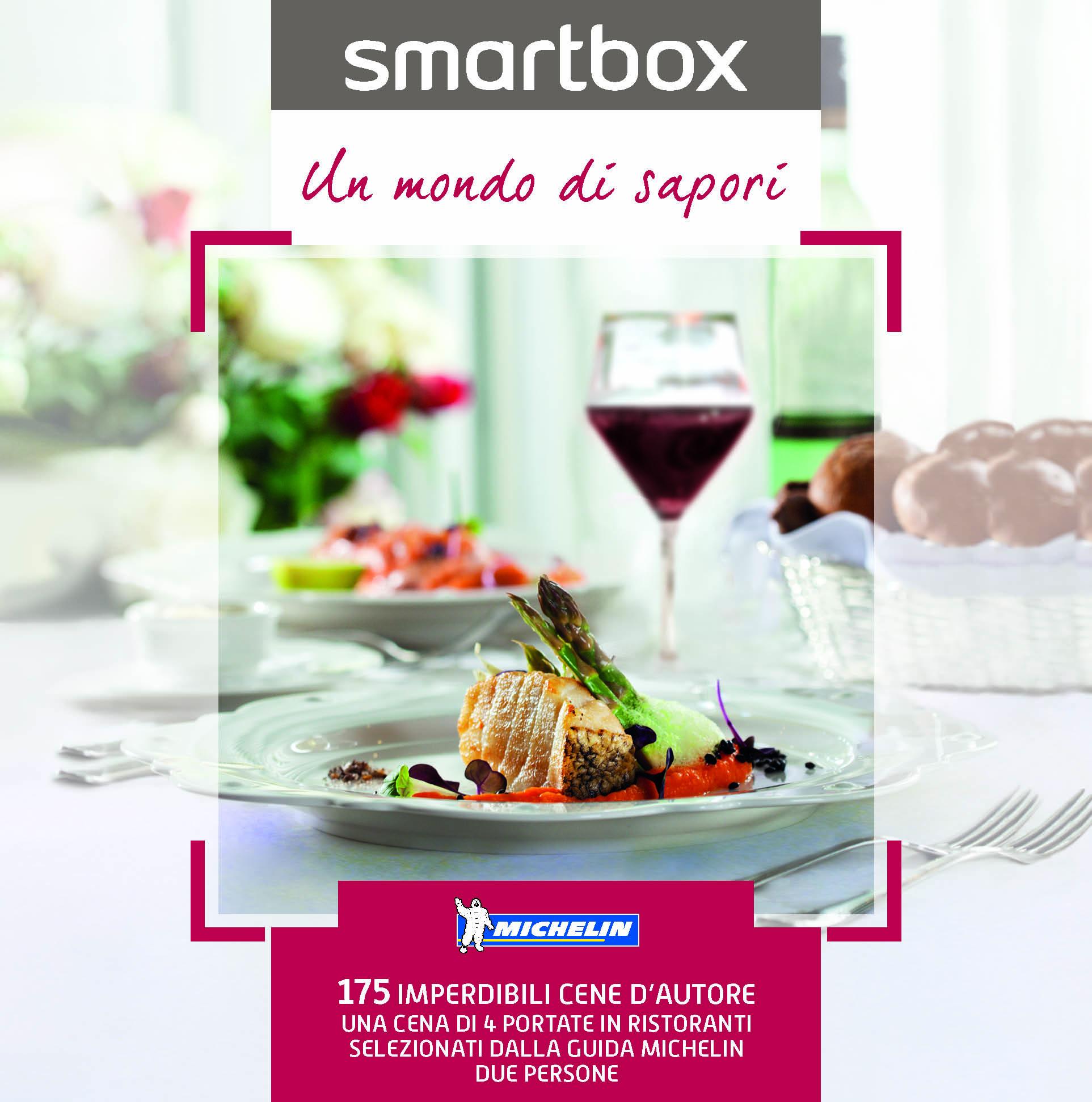 Ancora più gusto con Smartbox® con il nuovo cofanetto ...