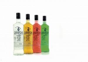riviera vodka - gusti vari