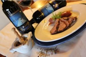 Sette vini per sette piatti in sette sere all'Osteria di Donatella