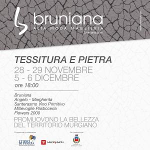 28 e 29 NOVEMBRE 2015 - TESSITURA E PIETRA - @SANTERAMO IN COLLE, BARI, PUGLIA (1)
