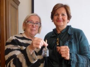 Donne del Vino - Donatella Cinelli Colombini e Elena Martusciello