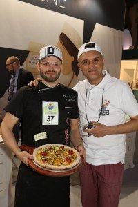 Aceto balsamico di Modena IGP e Pizza Binomio di successo al Campionato Mondiale grazie e Federico de Silvestri