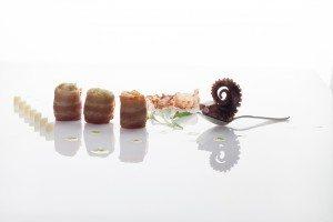 Involtini di Spatola nuda, Bacon Aspromontano e Caciocavallo di Ciminà foto 7