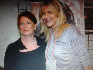 Con Natasha Stefanenko