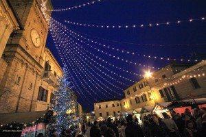 Mombaroccio Natale Alta Risoluzione © Stefano Frattini 1000