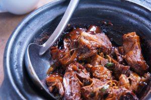 Mongolian Beef 2smal