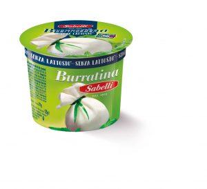Sabelli - Burratina senza lattosio 125g